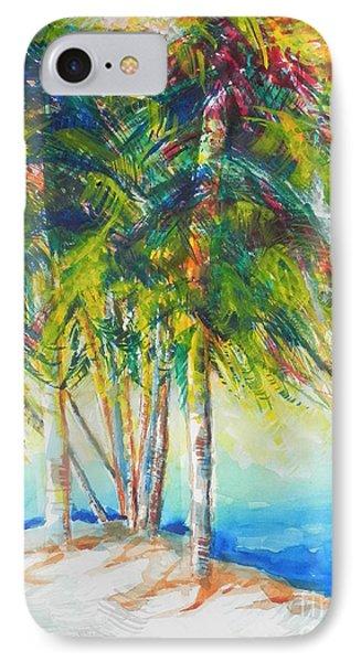 Florida Inspiration  IPhone Case by Chrisann Ellis