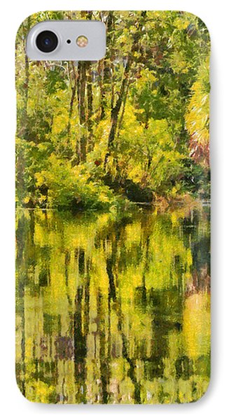 Florida Jungle Phone Case by Christine Till