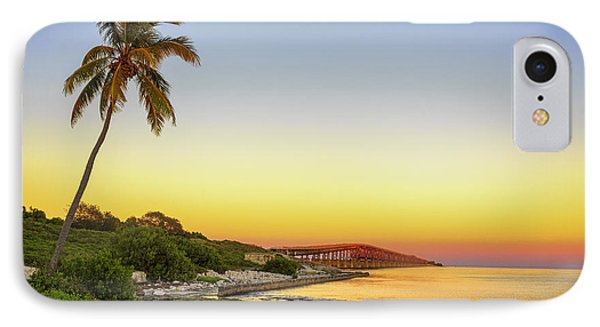 Florida Keys Sunset IPhone Case by Swank Photography