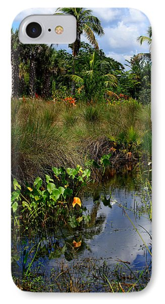 Florida Lagoon IPhone Case