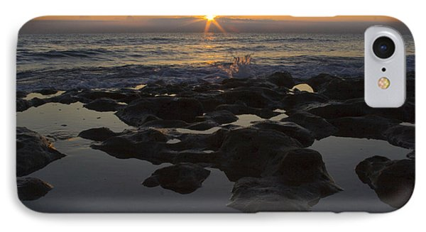Florida Morning Starlight Phone Case by Darleen Stry