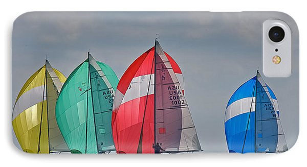 Florida Spinnakers IPhone Case