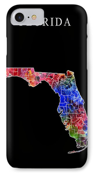 Florida State IPhone Case by Daniel Hagerman