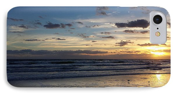 IPhone Case featuring the photograph Florida Sunrise by Ally  White