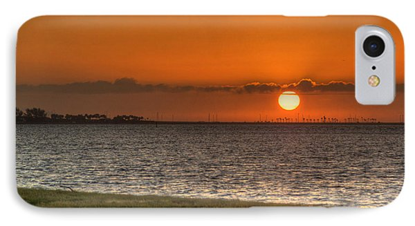 Florida Sunrise IPhone Case by Jane Luxton