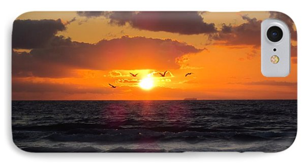 Florida Sunrise IPhone Case