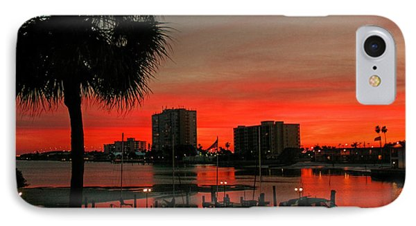 IPhone Case featuring the photograph Florida Sunset by Hanny Heim