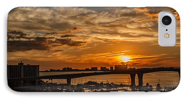 IPhone Case featuring the photograph Florida Sunset by Jane Luxton