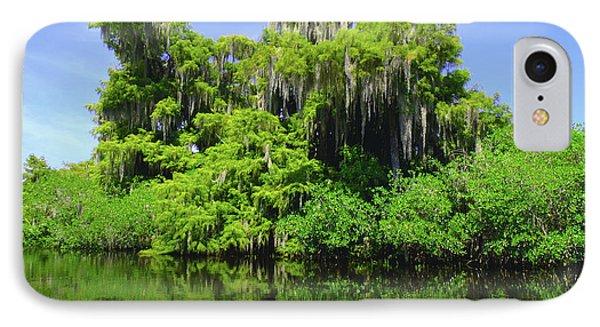 Florida Swamps IPhone Case