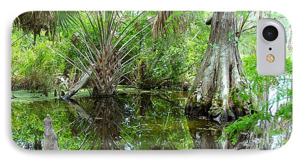 Florida Wetland IPhone Case
