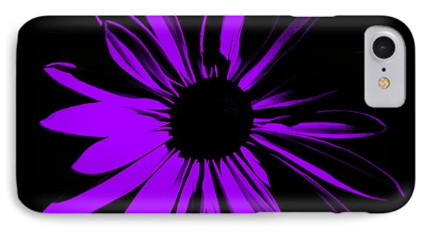 IPhone Case featuring the digital art Flower 10 by Maggy Marsh