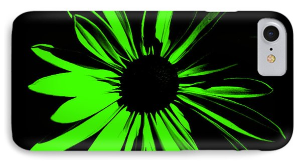 IPhone Case featuring the digital art Flower 12 by Maggy Marsh