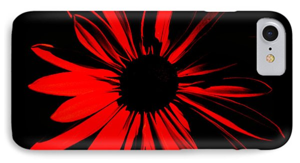 IPhone Case featuring the digital art Flower 2 by Maggy Marsh