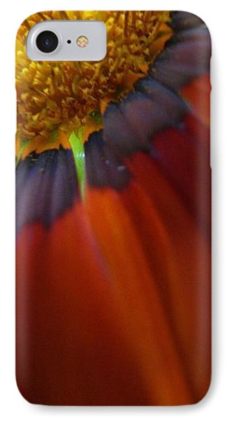 IPhone Case featuring the photograph Flower by Andy Prendy