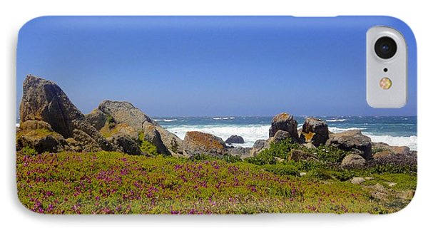 IPhone Case featuring the photograph Flower Bed by Sarah Mullin