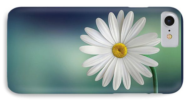 Flower IPhone Case by Bess Hamiti