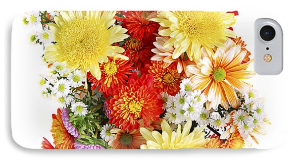 Flower Bouquet IPhone Case by Elena Elisseeva