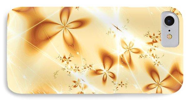 Flower Breeze IPhone Case by Anastasiya Malakhova