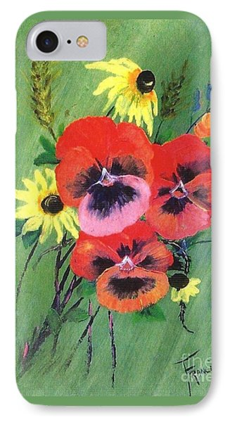 Flower Bunch IPhone Case