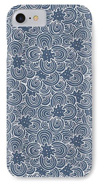Flower Bundle IPhone Case by Susan Claire