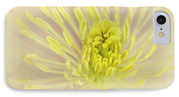 Flower Centre Phone Case by Svetlana Sewell
