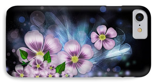 Flower Fantasy IPhone Case