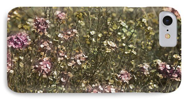Flower Field Phone Case by Svetlana Sewell