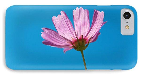 Flower - Growing Up In Philadelphia Phone Case by Mike Savad