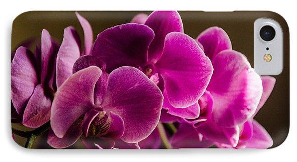 Flower In The Window Light IPhone Case by Bruce Pritchett