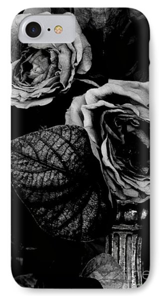 IPhone Case featuring the photograph Flower Is Woman by Steven Macanka