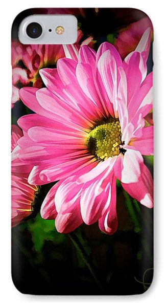 IPhone Case featuring the photograph Flower by Ludwig Keck
