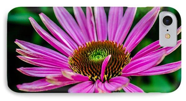 Flower Macro 3 IPhone Case