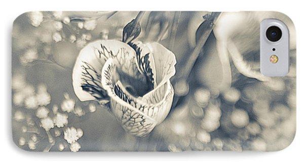 Flower Phone Case by Mark-Meir Paluksht
