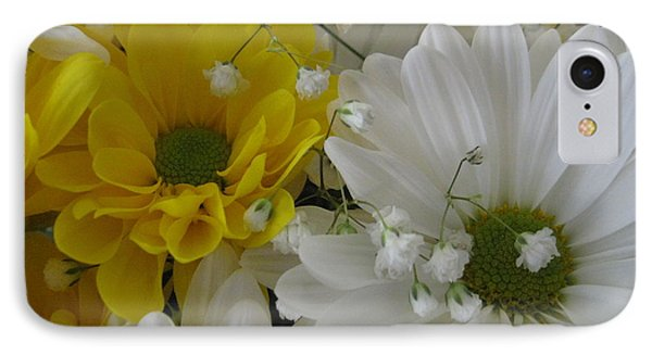 Flower Mix IPhone Case