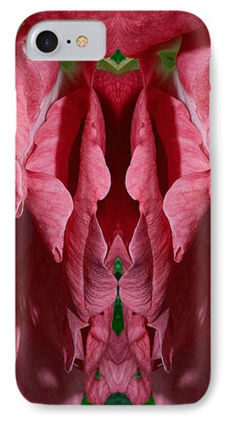IPhone Case featuring the photograph Flower Of Venus 4 by WB Johnston