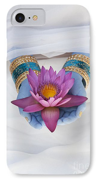 Flower Offering IPhone Case