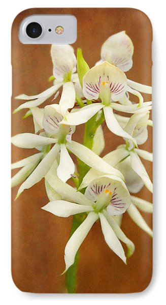 Flower - Orchid - A Gift For You  Phone Case by Mike Savad