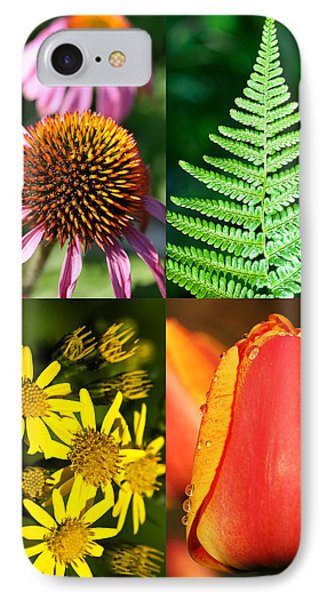 Flower Photo 4 Way IPhone Case by Richard Thomas