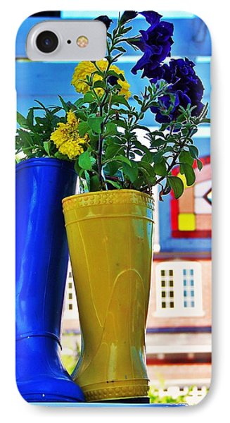 Flower Pots... IPhone Case