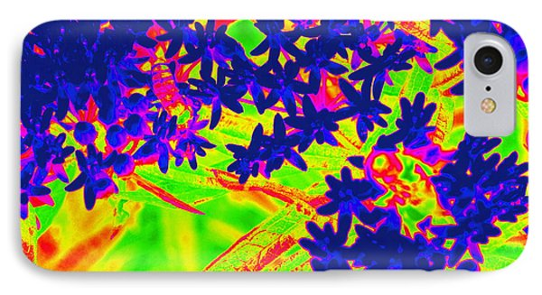 IPhone Case featuring the photograph Flower Power by Cathy Shiflett