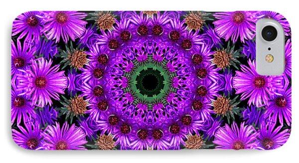 Flower Power Phone Case by Kristie  Bonnewell