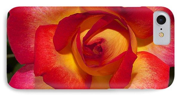Flower Power Phone Case by Phyllis Denton