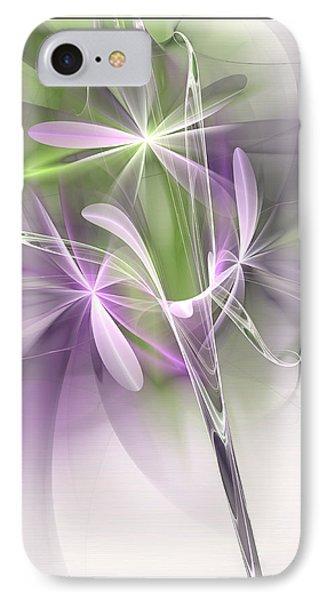 Flower Spirit Phone Case by Svetlana Nikolova