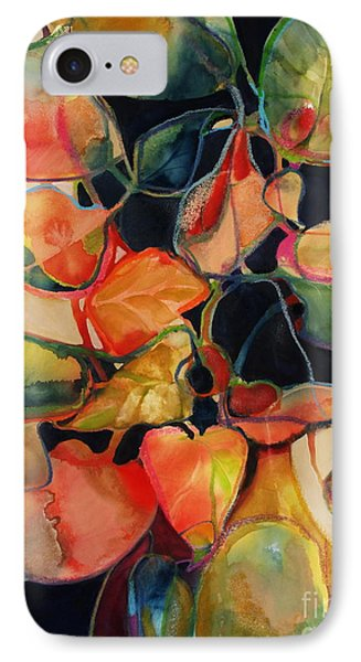 Flower Vase No. 5 IPhone Case by Michelle Abrams