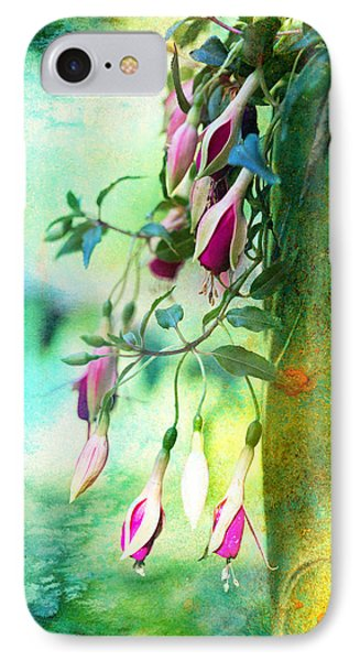 IPhone Case featuring the photograph Flowers Bloom And Flowers Wither by John Rivera