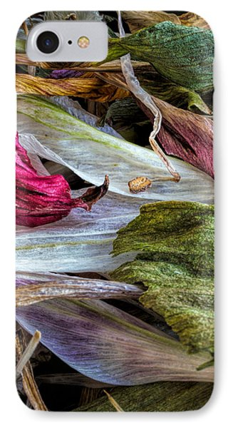 Flowers IPhone Case by Bob Orsillo