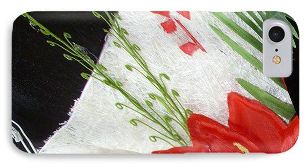 Flowers Phone Case by Gabriele Mueller