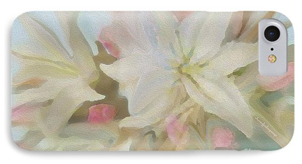 Flowers In Spring  Take Our Breathe Away IPhone Case by Sherri's Of Palm Springs