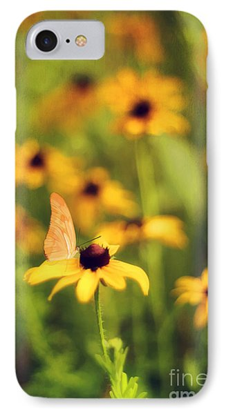 Flowers Of Summer Phone Case by Darren Fisher