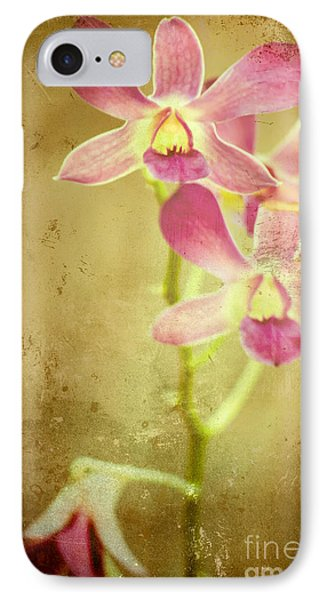Flowers Phone Case by Sophie Vigneault